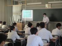 人権・同和教育HR活動1