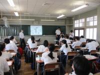 人権・同和教育HR活動8