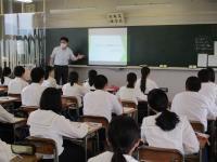 人権・同和教育HR活動10