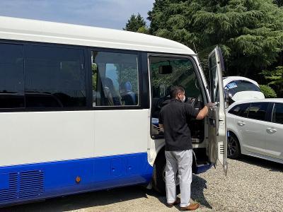 バス消毒3