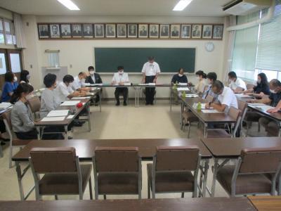 いじめ問題対策委員会2