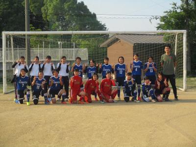サッカー部 女子