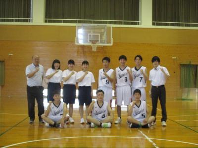 バスケットボール部 男子