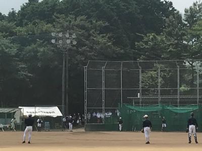 体験入学 野球