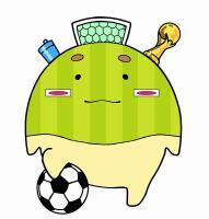 サッカーようせいくん