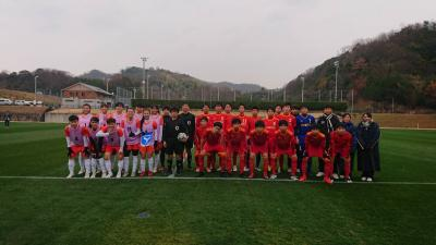 台湾女子サッカー1
