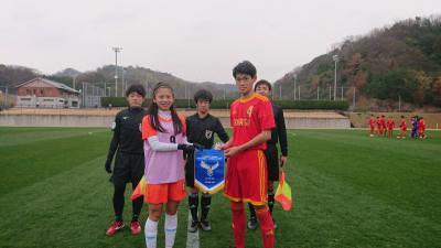 台湾女子サッカー4